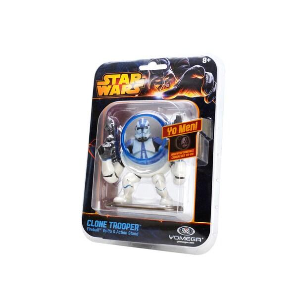 Star Wars Clone Trooper Yomega Yo Men YoYo 12018096