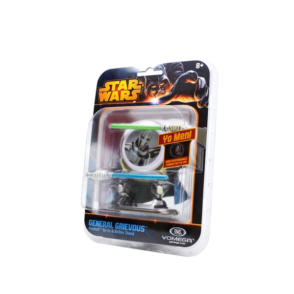 Star Wars General Grievous Yomega Yo Men YoYo
