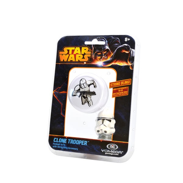 Star Wars Clone Trooper Yomega String Bling YoYo 12018112
