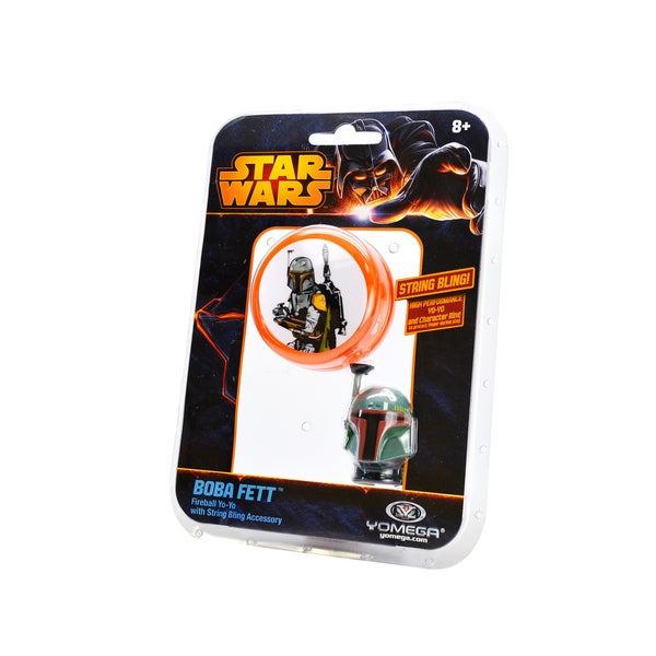 Star Wars Boba Fett Yomega String Bling YoYo 12018114