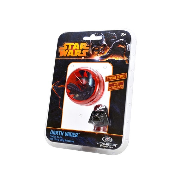 Star Wars Darth Vader Yomega String Bling YoYo 12018115