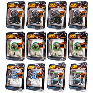 Star Wars Yomega Yo Men YoYo Variety (Pack of 12)