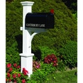Lazy Hill Farm Designs Bristol Mailbox in Black
