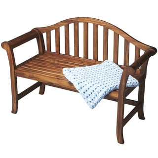 Warm Cinnamon Windsor Bench