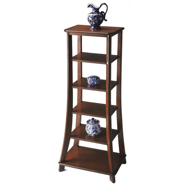 Plantation Cherry Etagere Shelf