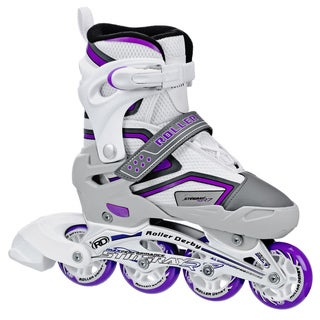 Stingray R7 Girl's Adjustable Inline Skates