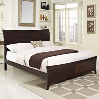Elizabeth Cappuccino Bed