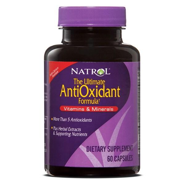 Natrol Ultimate Antioxidant Formula (60 Capsules)
