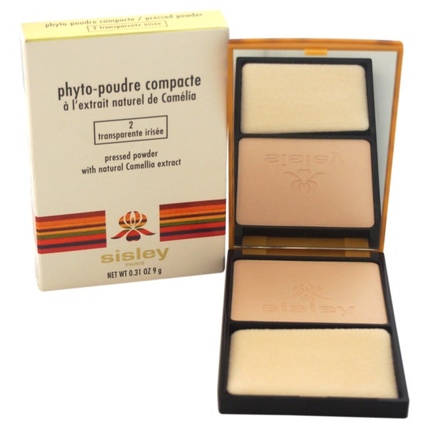 Sisley Phyto Poudre Compacte 'Transparente Irisee' Pressed Powder