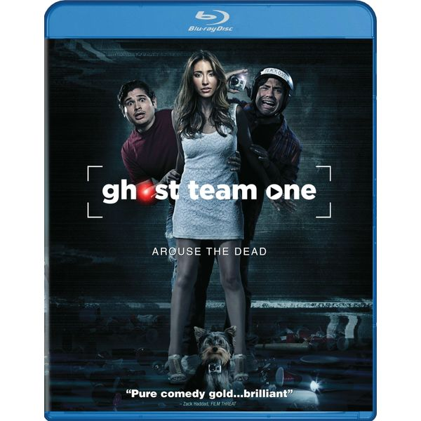 Ghost Team One (Blu-ray Disc) 12019227