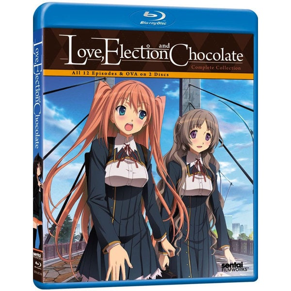 Love, Election & Chocolate: Complete Collection (Blu-ray Disc) 12019256