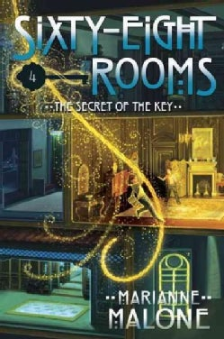 The Secret of the Key: A Sixty-eight Rooms Adventure (Hardcover)