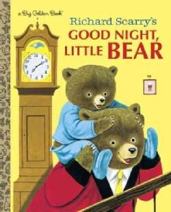 Richard Scarry's Good Night, Little Bear (Hardcover)