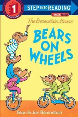 The Berenstain Bears Bears on Wheels (Paperback)