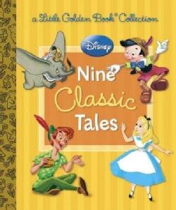 Disney Nine Classic Tales (Hardcover)