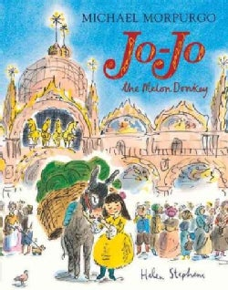 Jo-Jo the Melon Donkey (Paperback)