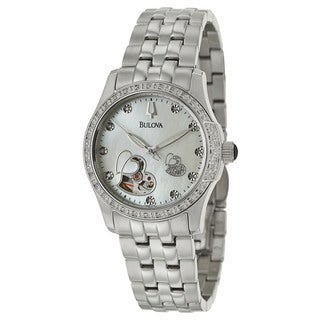 Bulova Women's Diamond Accent Automatic Watch