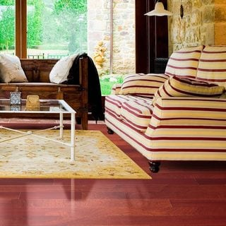Envi Exotic Hazelnut Sapele 0.5x3-inch Engineered Hardwood Flooring (20.84 Square Feet)