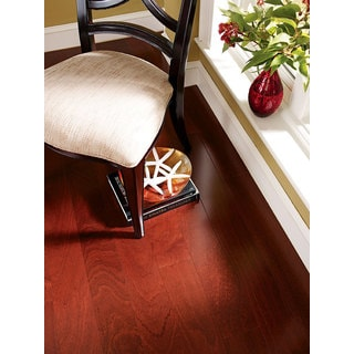 "Envi Exotic African Mahogany 3/8"" x 5 inch Engineered Hardwood Flooring (26.05 SF)"