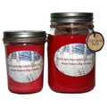 Christmas Past 8/16-ounce Soy Container Candle