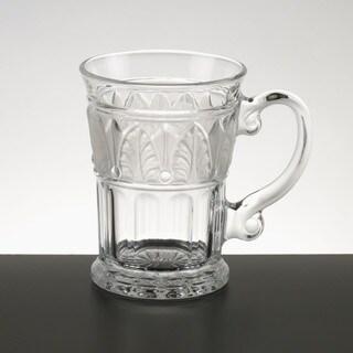 4-piece 11-ounce Heat Resistant Prima Mug Set