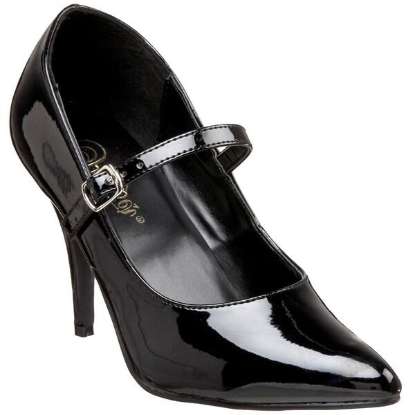 Pleaser Women's 'Vanity-440' Mary Jane Stiletto Heels