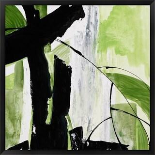 Chris Paschke 'Forest View 2' Framed Art