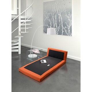 Polygon Modern Mocha Brown Sleeper Chair