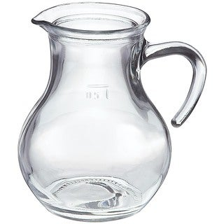 Versilia Set of 4 20.25-ounce Pitchers