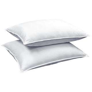 Royal Luxe 300 Thread Count Down Blend Pillow (Set of 2) - White