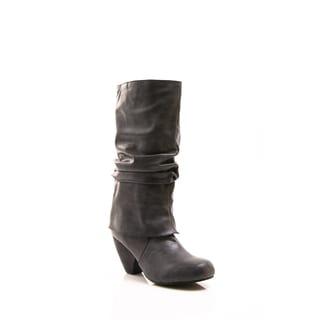 Gomax 'Afton 03' Cuffed Boot