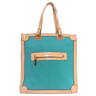 Donna Bella Designs 'VanCamp' Colorblocked Tote