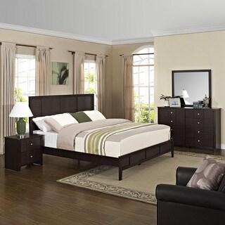 Holly 4-piece Bedroom Set