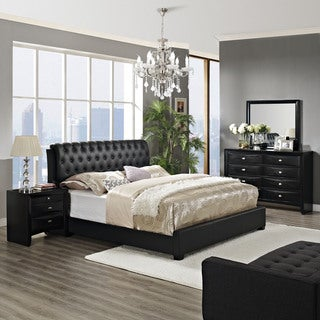 Francesca 4-piece Bedroom Set