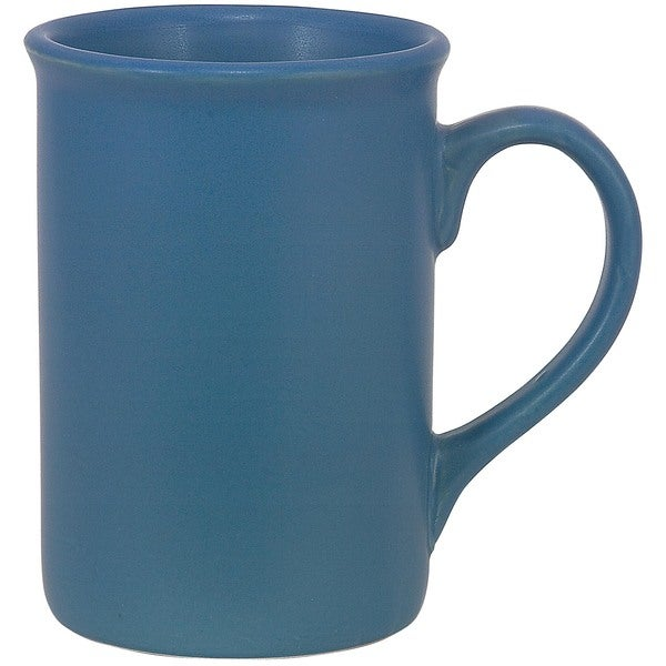 Urban Electric Blue Mugs (Set of 4)
