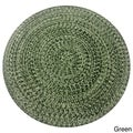 Winters Braided Area Rug (6' Round)