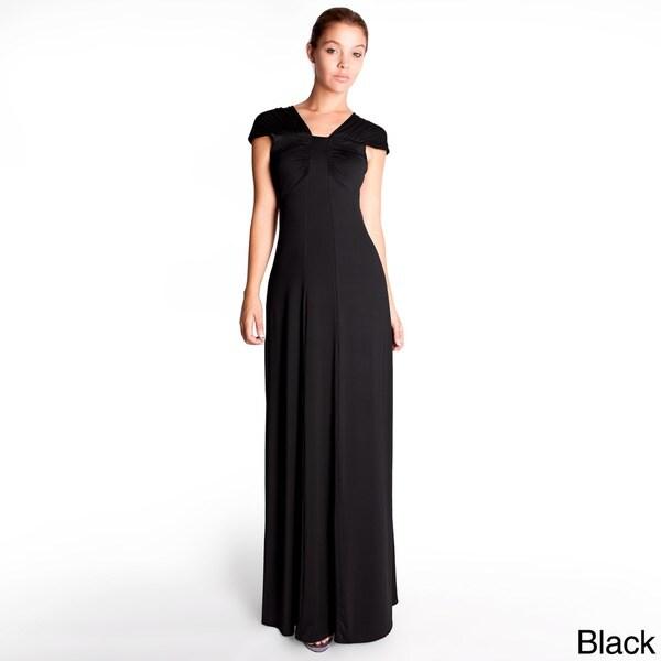 Evanese Women's Long Formal Dress