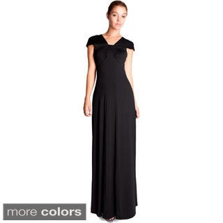 Evanese Women's Long Formal Dress