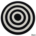 Fowler Braided Area Rug (6' Round)