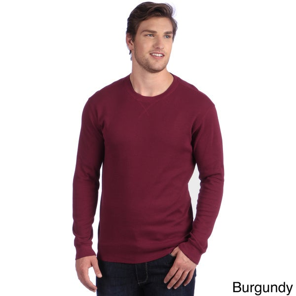 seven casual adult hybrid short maroon heather