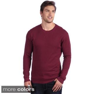Men's Crew Neck Thermal Shirt