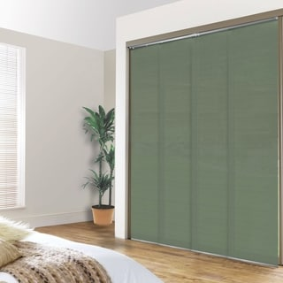 Cucumber Cordless 4 Panel System Alps Blinds