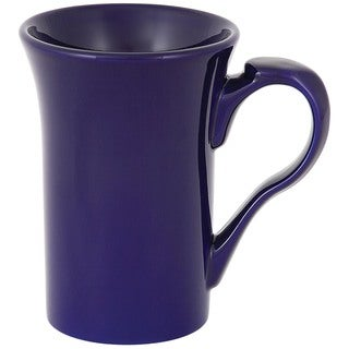Flair Rim Cobalt Mug (Set of 4)
