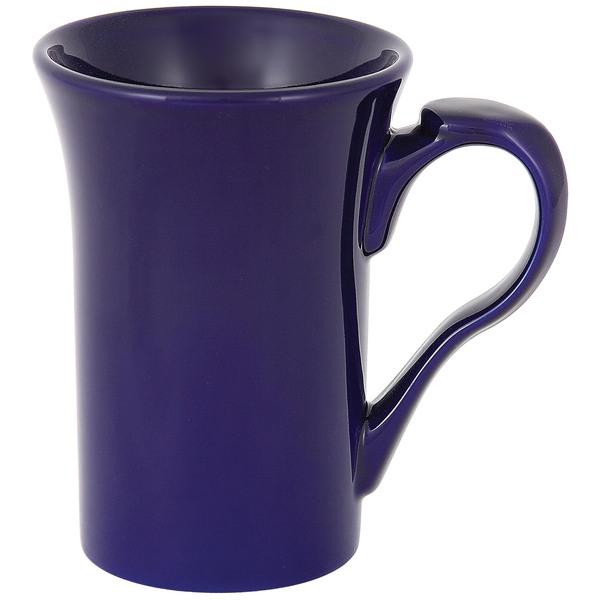Flair Rim Cobalt Mug (Set of 4)