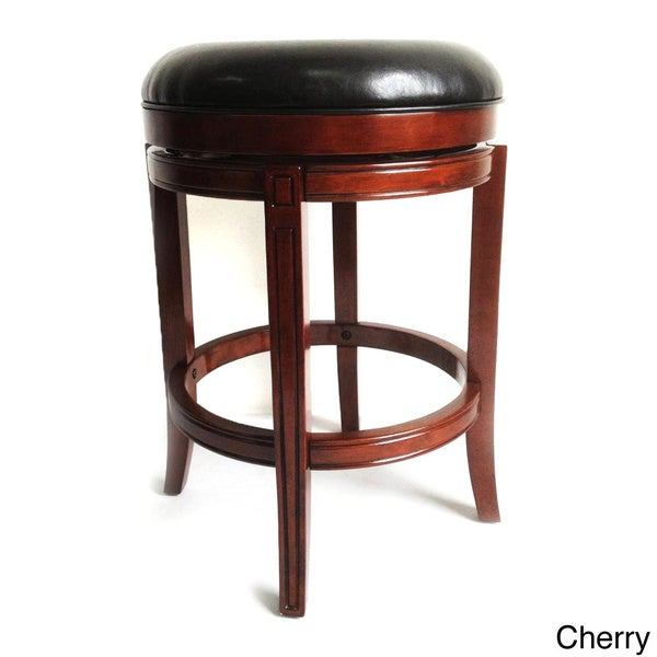 24 Inch Swivel Stool 15815308 Overstock Com Shopping