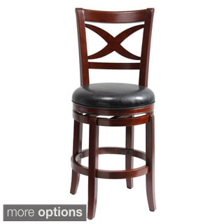 Elmira 24-inch Swivel Stool