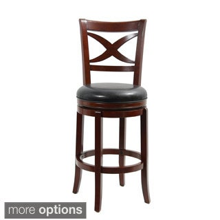 Longmont 29-inch Swivel Stool