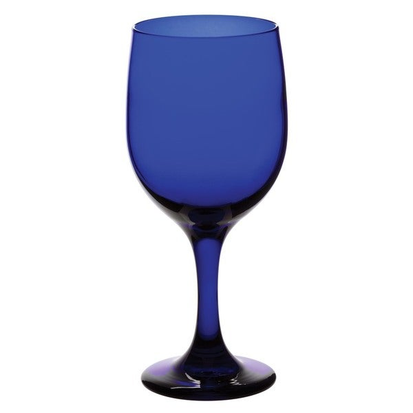 Blue Wine Goblet (Set of 4)