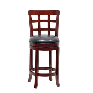 24-inch Longmont Swivel Stool