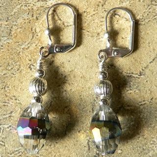 'Zadah' Dangle Earrings